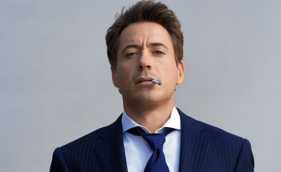 Robert Downey Jr. – The Alpha Brat