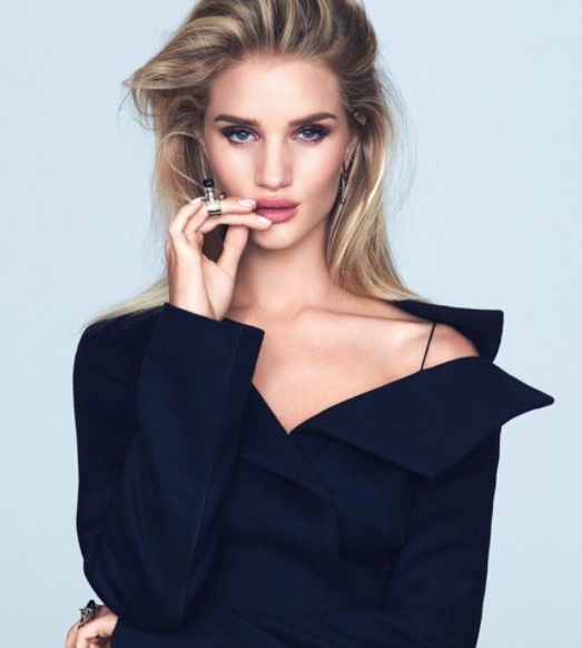 Rosie Huntington .12.12