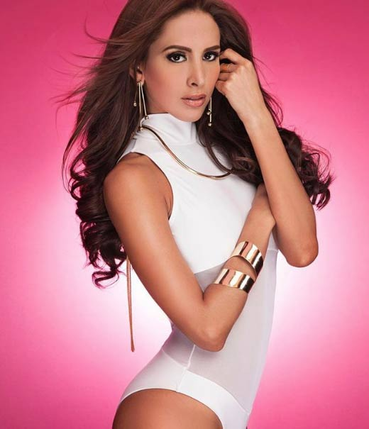 Ari Barrios Miss Venezuela