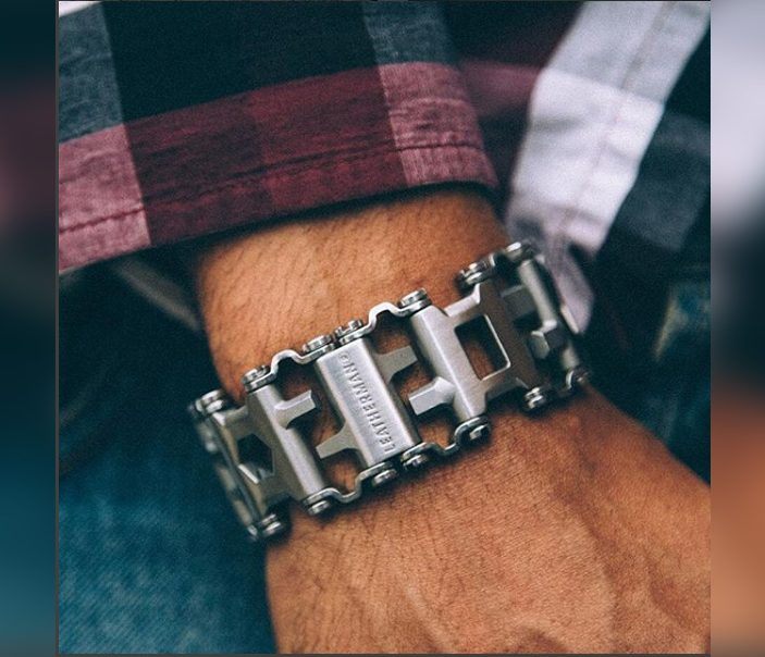 pulsera multiusos the tread leatherman