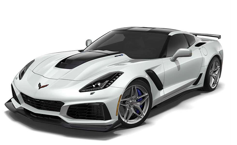 Corvette ZR1 – Un potente vicio…