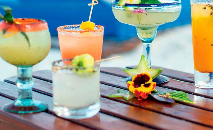 Sweet drinks (are made of this) – Cuando Calienta el Sol
