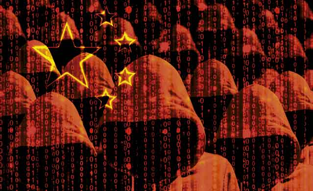 China Hacks: Detrás de la cortina roja
