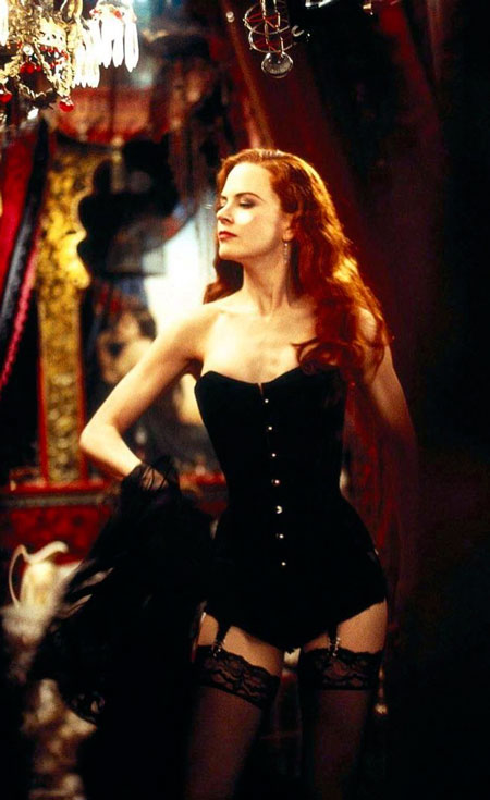 Nicole Satine Moulin Rouge