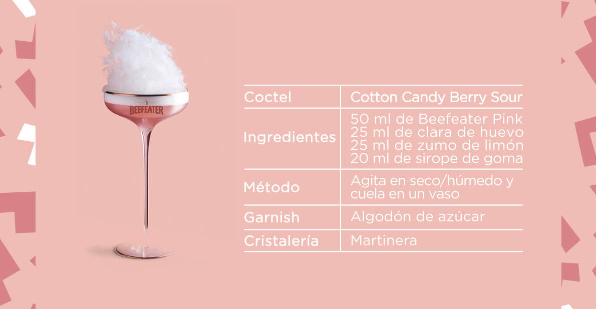 coctel candy berry