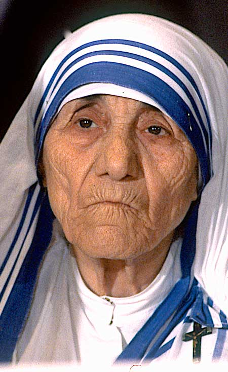 Madre Teresa no era tan santa