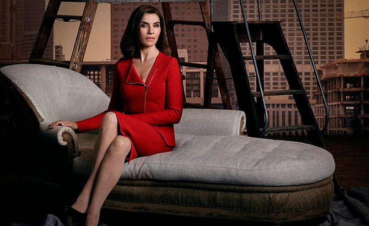 Alicia Florrick abogada The Good Wife