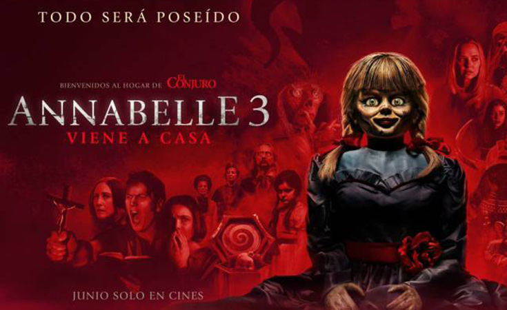 Poster Anabelle