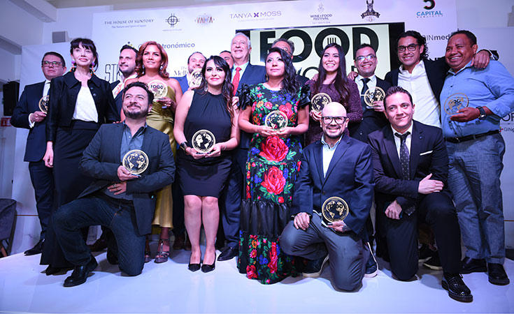 ganadores food world