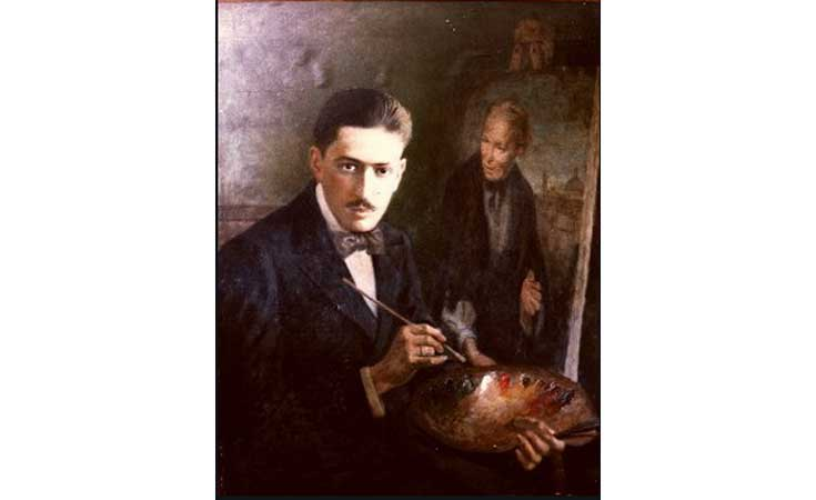 Saturnino herran retrato