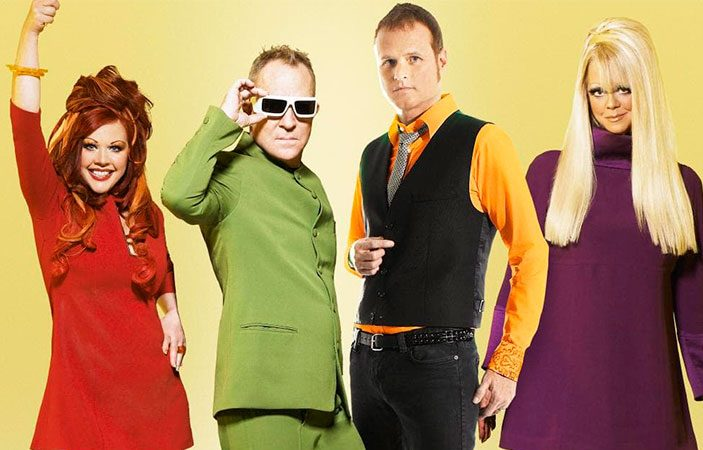 The B-52s estará presente en el Corona Capital 2019.