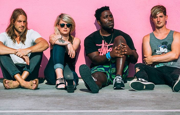 Bloc Party estará presente en el Corona Capital 2019.