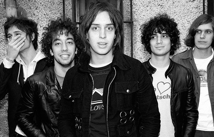 The Strokes estará presente en el Corona Capital 2019.