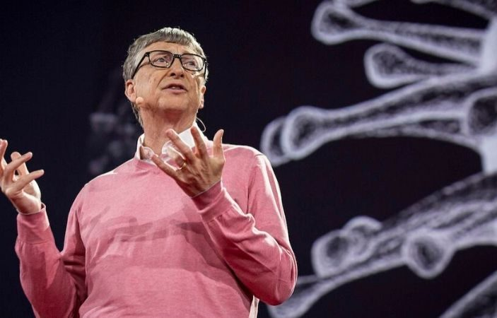 bill gates pandemia coronavirus ted talks