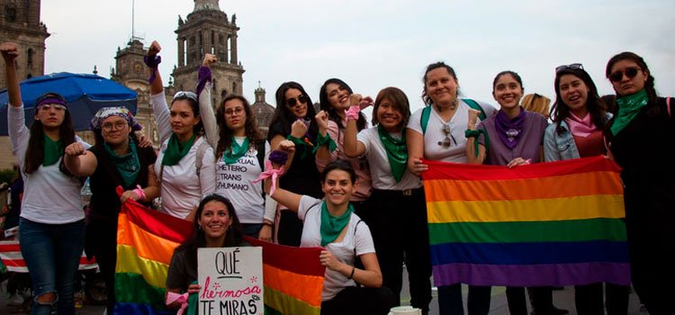 marcha gay en mexico