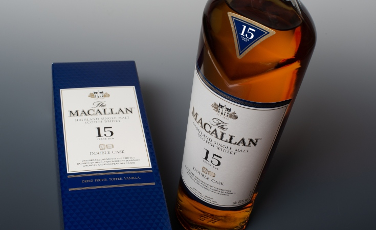The Macallan: si lo bebes, bebes historia