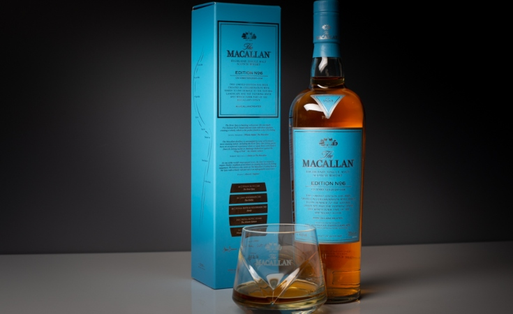 The Macallan Edition No. 6: el whisky que quiere salvar al salmón