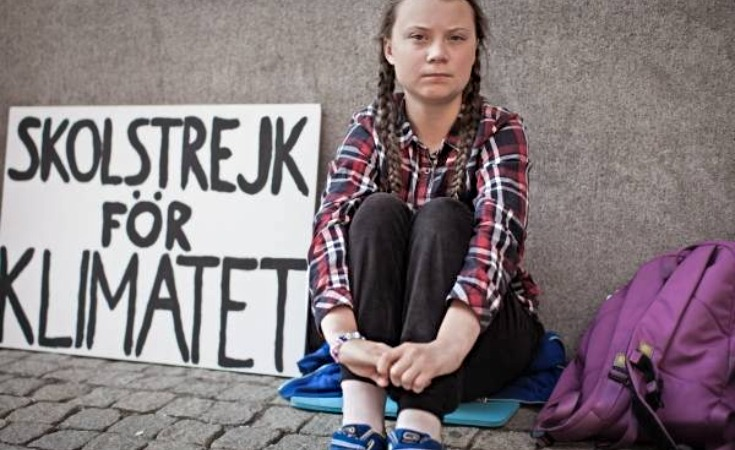 documental de greta thunberg